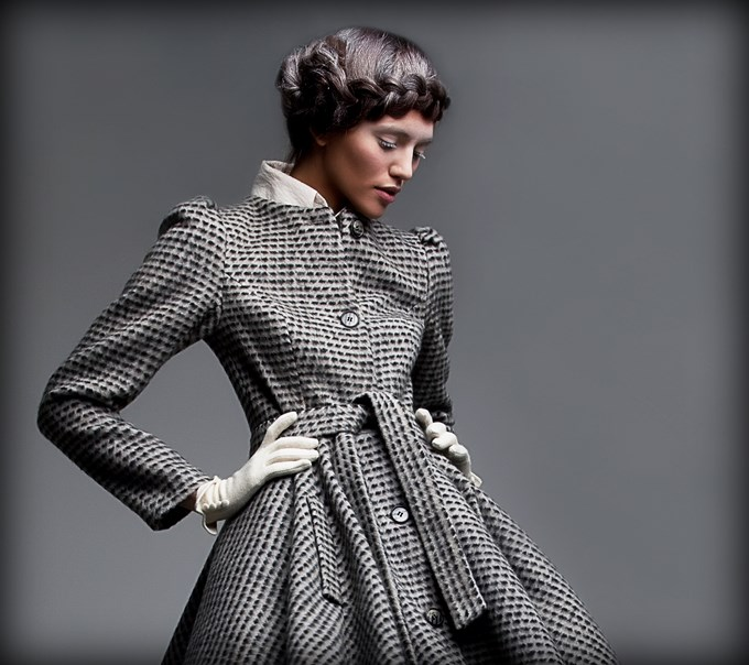 Manteau robe