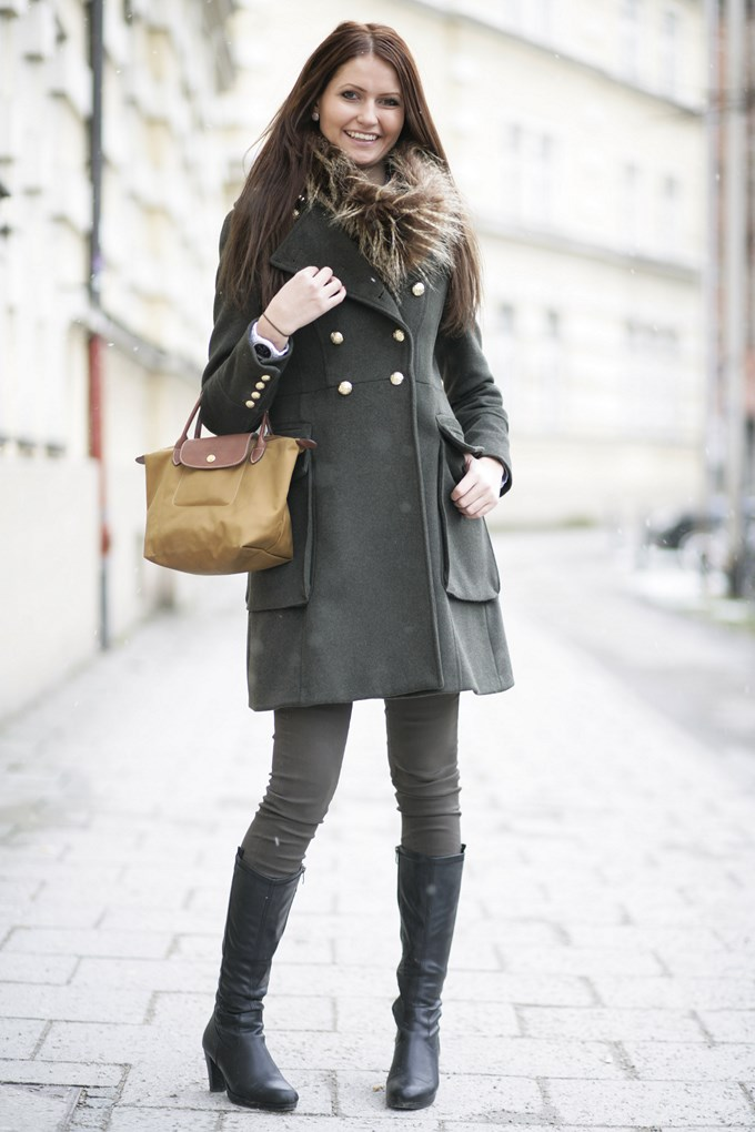 Manteau printemps