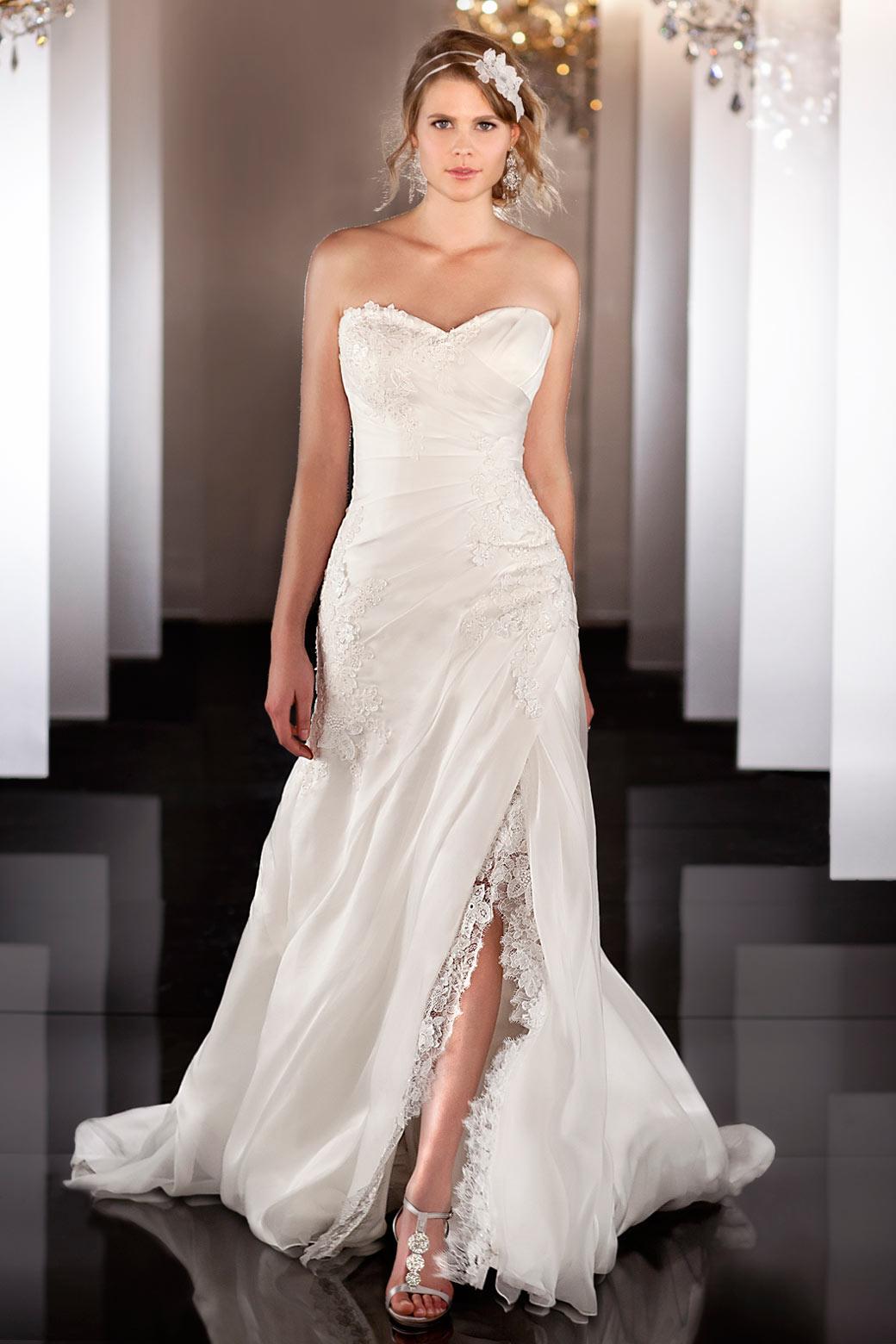 Robe de mariee, le modèle de vos rêves