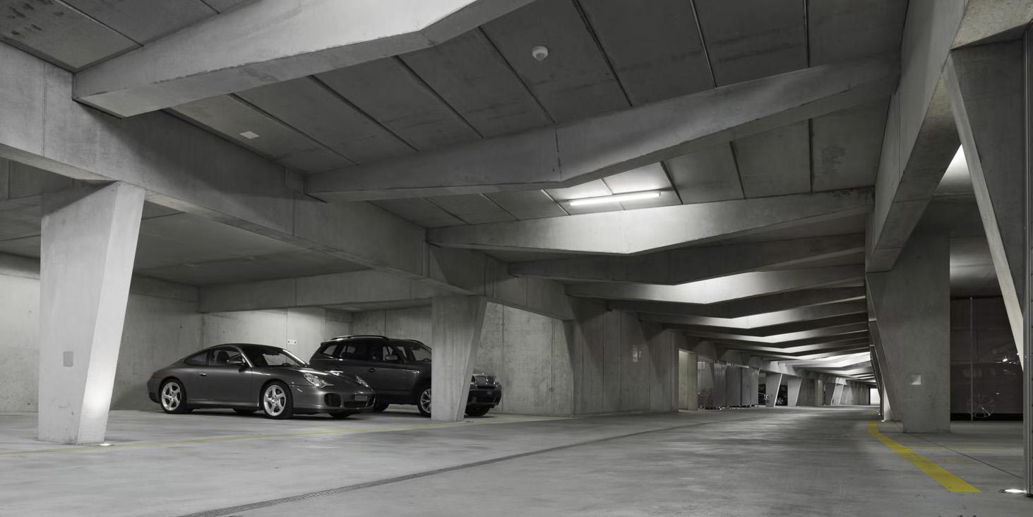 Location de parking : pas de places en ville