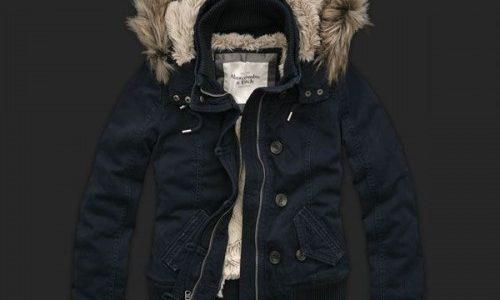 abercrombie manteau femme
