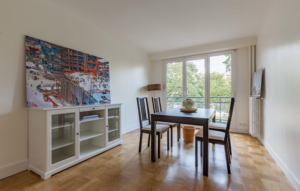 Location appartement Paris: l'astuce pour caser mon nid douillet