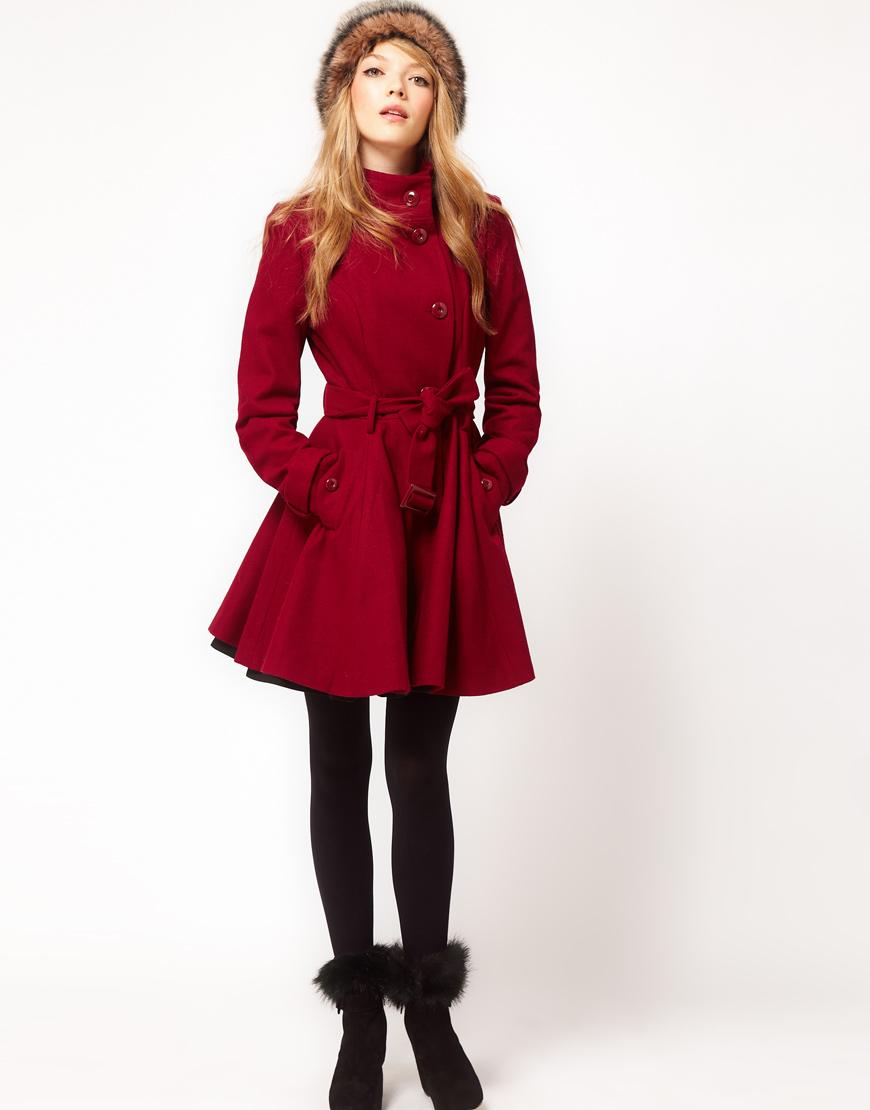 asos manteaux femme