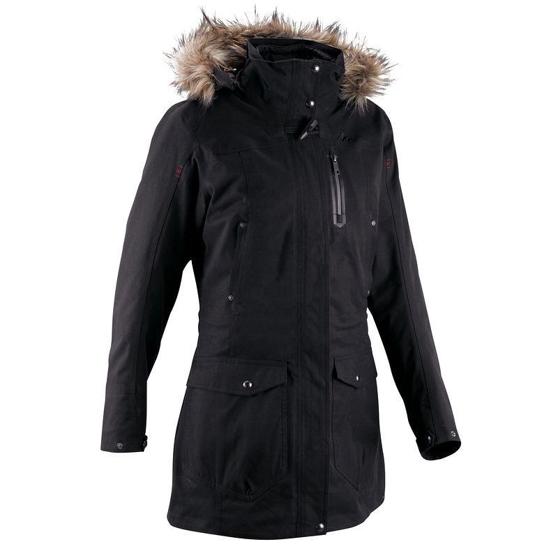 Manteau chaud femme decathlon