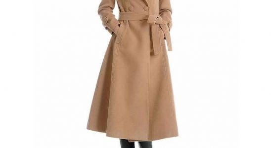 grand manteau femme