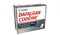 Dafalgan coidéine, un puissant anti inflammatoire