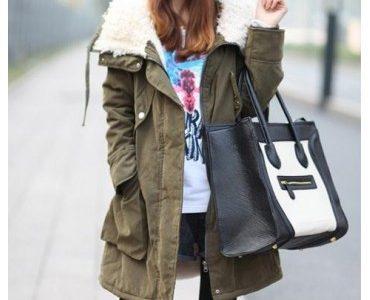 manteau a la mode femme
