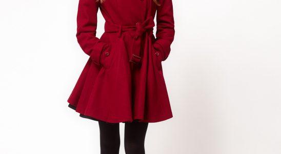 manteau asos femme