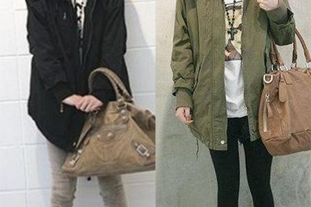manteau automne femme
