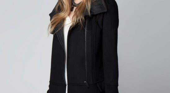 manteau bershka femme