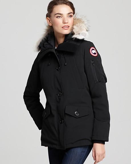 mujer Canada de barato Goose Abrigo BoshQCxtrd
