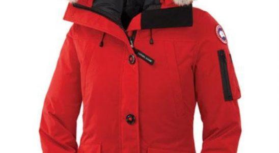 manteau canadienne femme