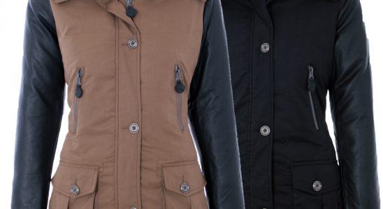 manteau chaud femme hiver