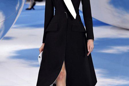 manteau dior femme