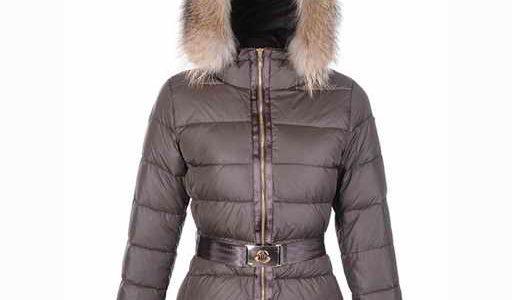 manteau doudoune femme