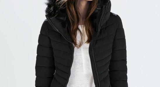 manteau doudoune femme zara