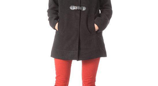 manteau duffle coat femme
