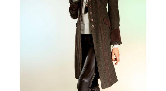 manteau femme a la mode