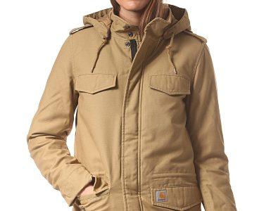 manteau femme carhartt