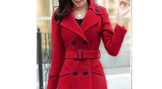 manteau femme couleur