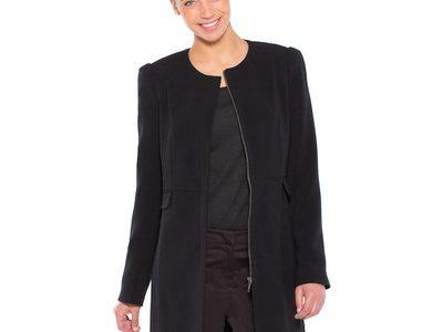 manteau femme coupe droite
