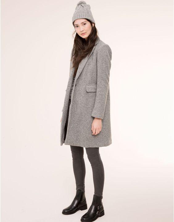 Manteau femme coupe masculine - Manteau coupe masculine pour femme ...