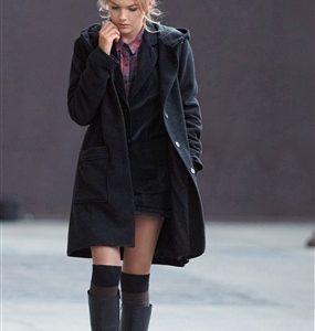 manteau femme drap de laine
