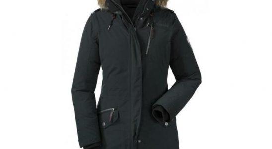 manteau femme duvet