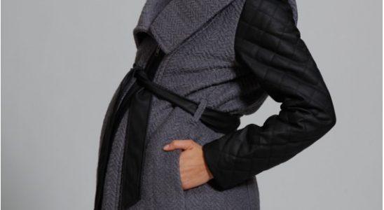 manteau femme enceinte