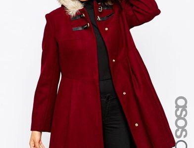manteau femme grande taille