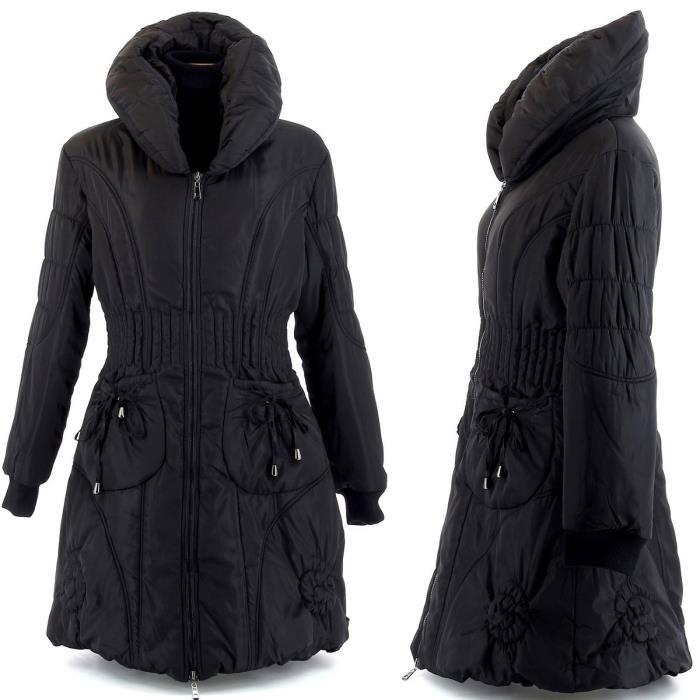 Manteau femme grande taille pas cher long - Manteau cheminee pas cher ...