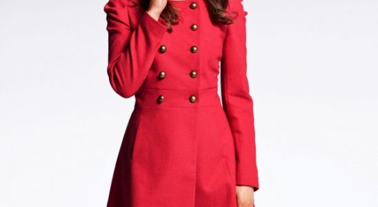 manteau femme habillé