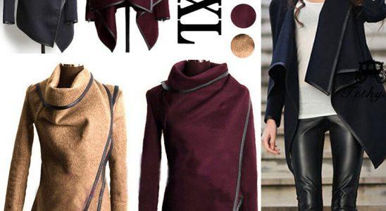 manteau femme hiver 2015