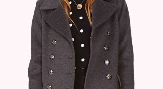 manteau femme hiver court