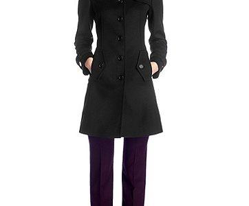 manteau femme hugo boss