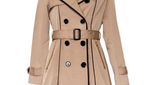 manteau femme imperméable