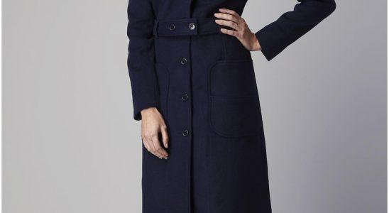 manteau femme long