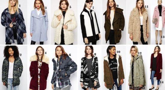 manteau femme mode hiver 2015
