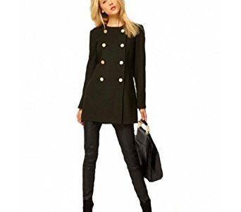 manteau femme noire