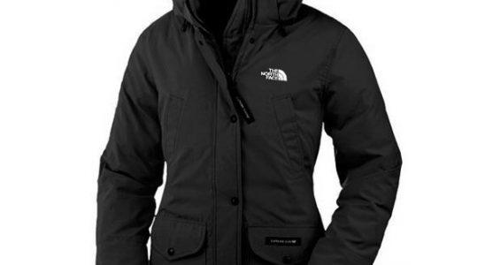 manteau femme north face