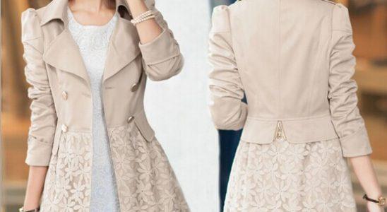 manteau femme printemps 2015