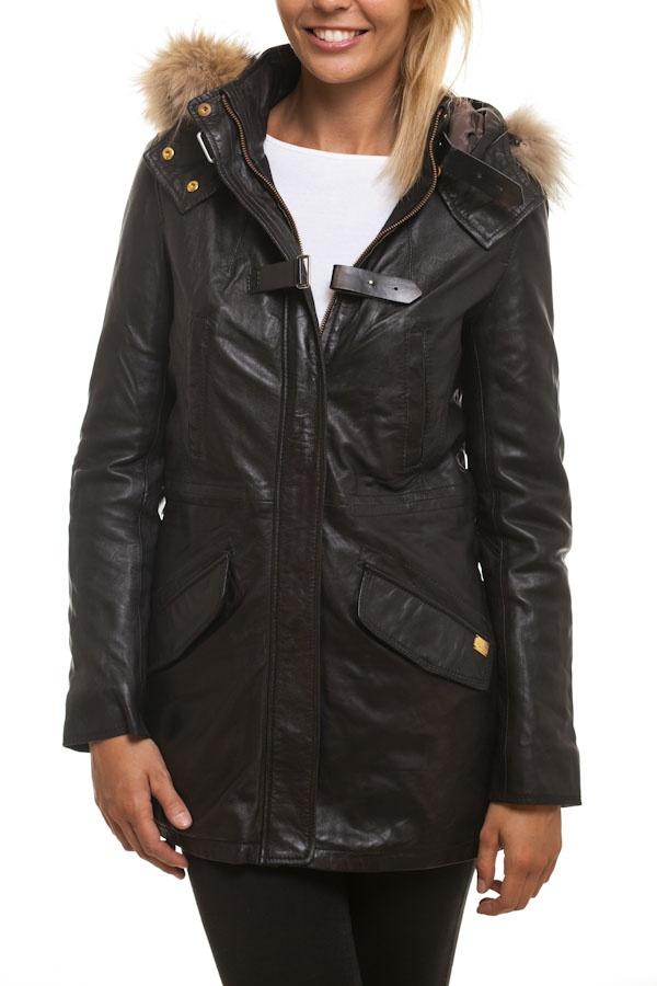 manteau femme redskins
