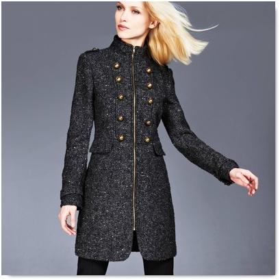 Manteau femme soldes 2014