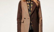 Manteau femme style masculin