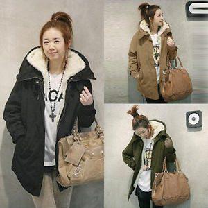 manteau hiver chaud femme