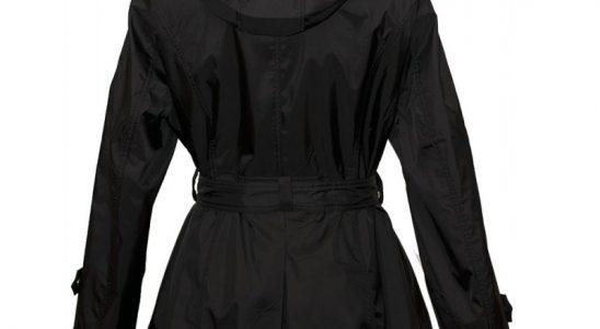 manteau impermeable femme avec capuche