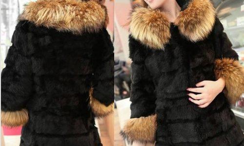 manteau luxe femme