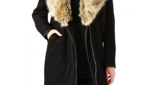 manteau promod femme
