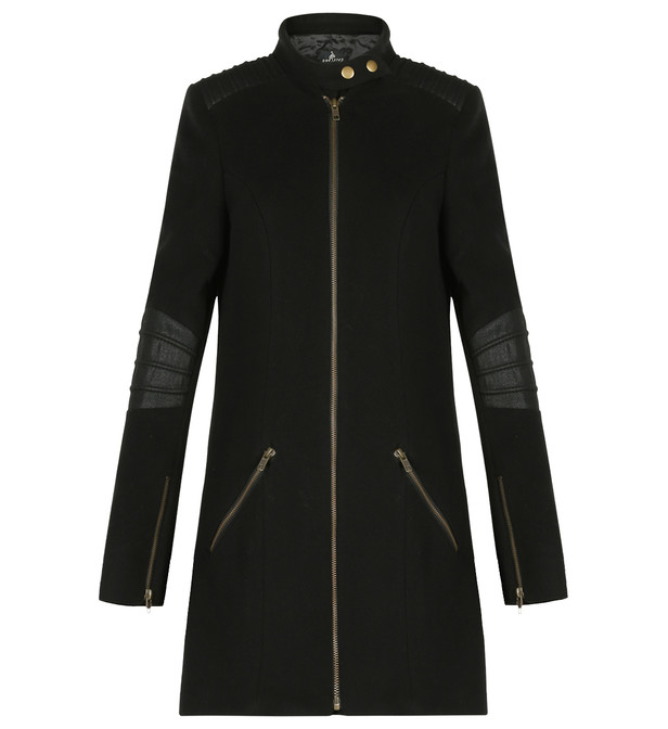 manteau rock femme