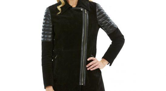 manteau tendance femme